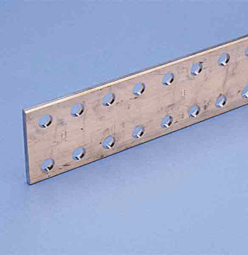 DPCB punched plain copper busbar double