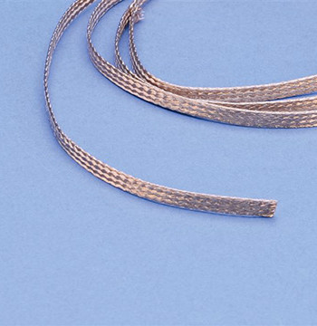 FRCB 15 flat plain copper braids