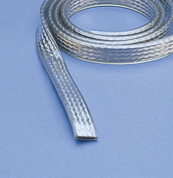 FTCBI flat tinned copper braid insulated